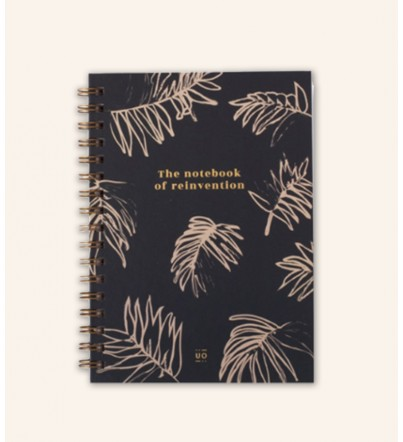 "Libreta ""The notebook of reinvention"""